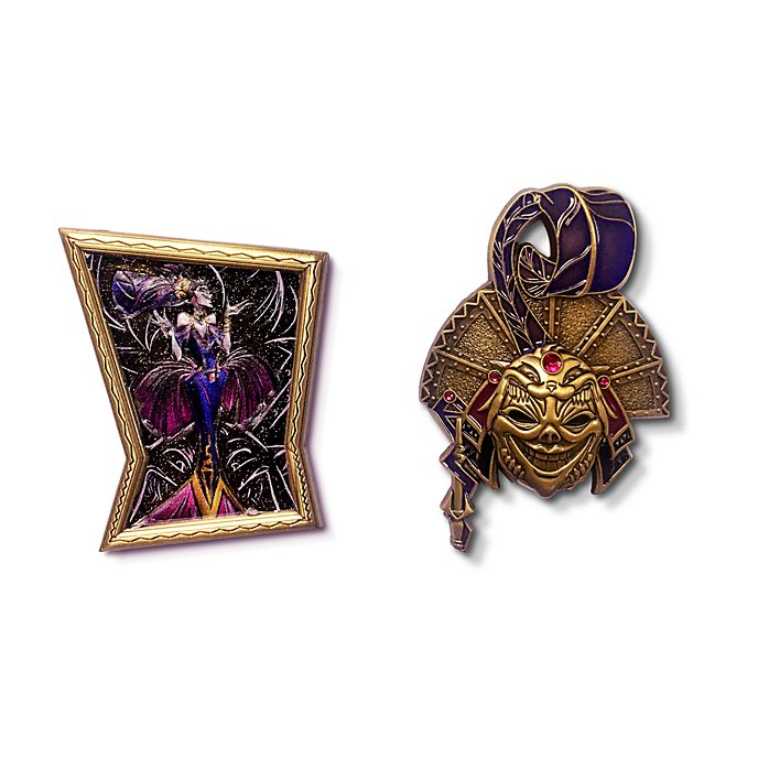 Disney Store Yzma Disney Designer Collection Pin Set