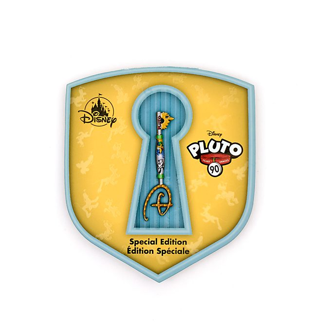 Pin chiave Opening Ceremony Pluto 90° anniversario Disney Store