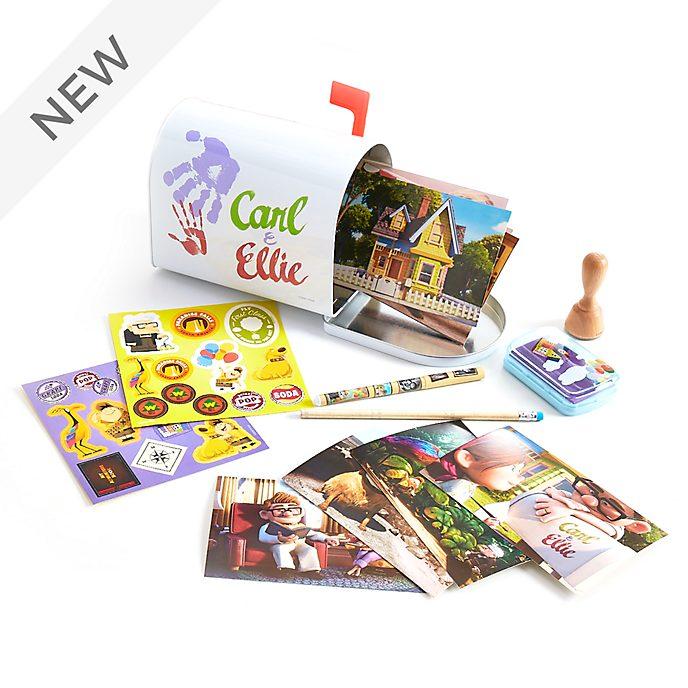 Disney Store Up Mailbox Postcards