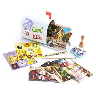 Set cartoline e cassetta postale Up Disney Store