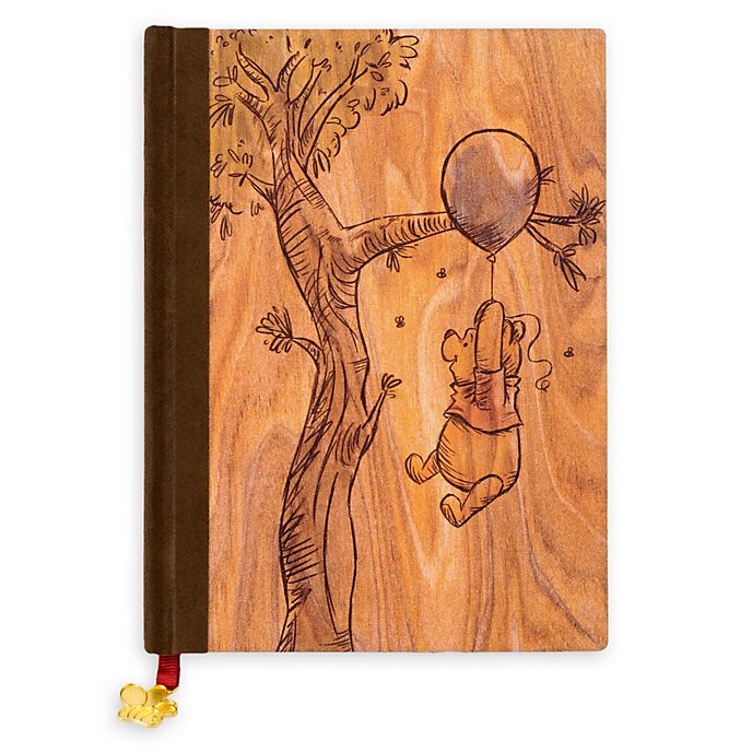 Disney Store Journal Winnie l'Ourson et l'Arbre à miel