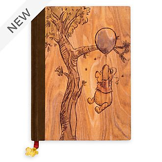 Disney Store Winnie the Pooh and the Honey Tree Journal