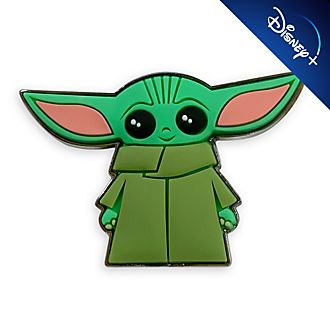 Disney Store - Star Wars: The Mandalorian - Grogu - Stilisierte Anstecknadel