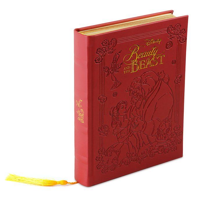 Disney Store Journal La Belle et la Bête