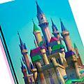 Disney Store - Dornröschen - Castle Collection - Notizbuch, 6 von 10