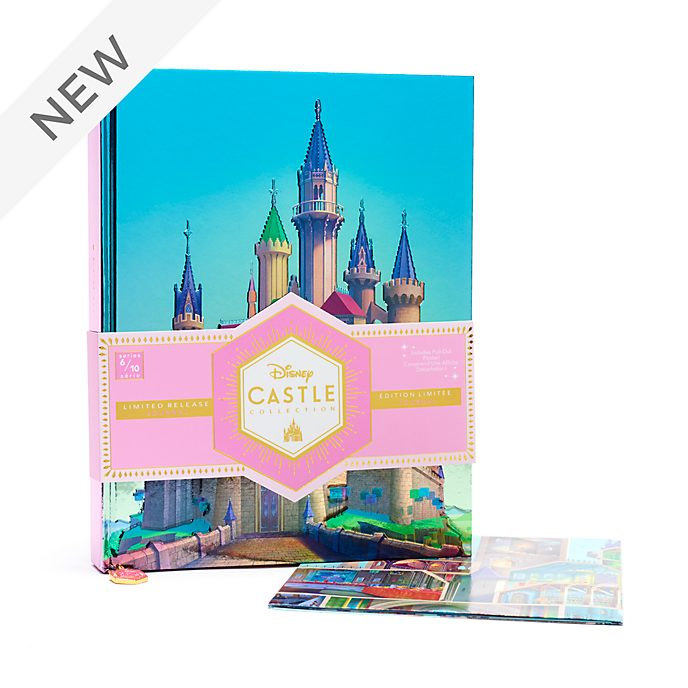 Disney Store Sleeping Beauty Castle Collection Journal, 6 of 10