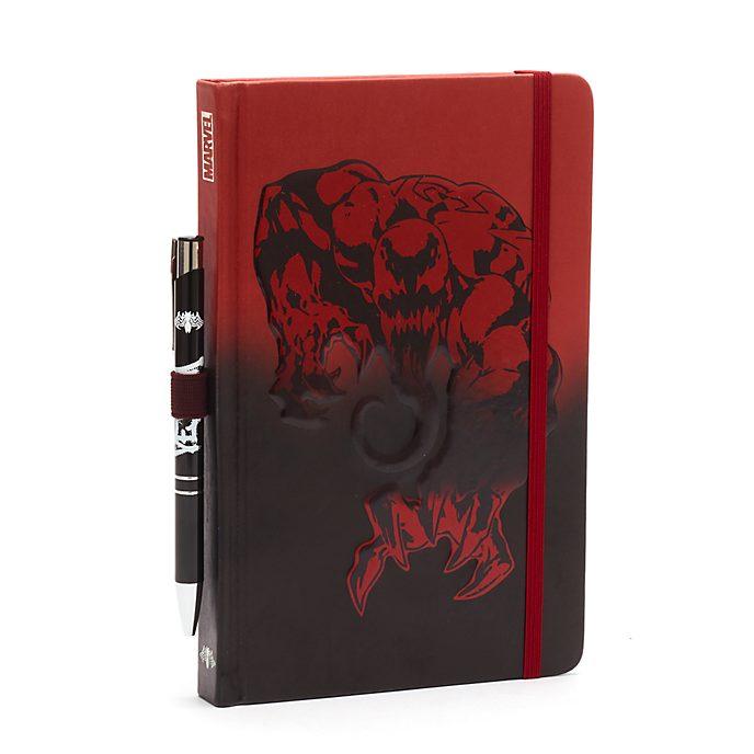 Disney Store - Venom - Notizbuch und Kugelschreiber