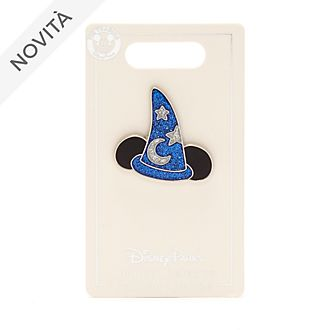 Pin Fantasia Wishes Blue Walt Disney World