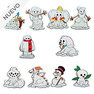Pin misterioso muñeco de nieve Disney, Disney Store