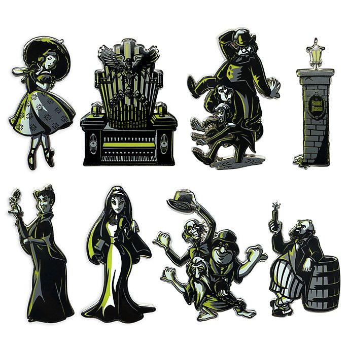 Disney Store Pin's mystère Phantom Manor