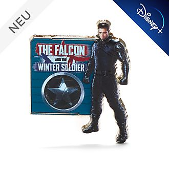 Disney Store - The Falcon and The Winter Soldier - Wintersoldat Anstecknadel