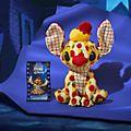 Disney Store - Stitch Crashes - Susi und Strolch - Disney Jumbo Anstecknadel, 2 von 12