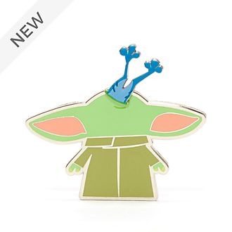 Disney Store The Child with Sorgan Frog Pin