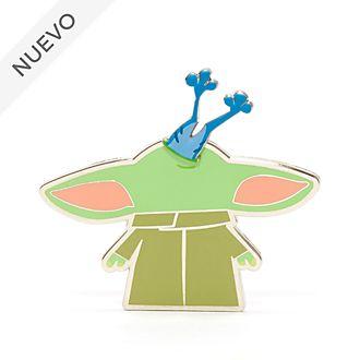 Pin El Niño con rana Sorgan, Disney Store