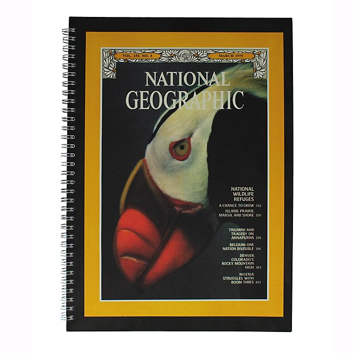 Disney Store - National Geographic - DIN A4-Notizbuch