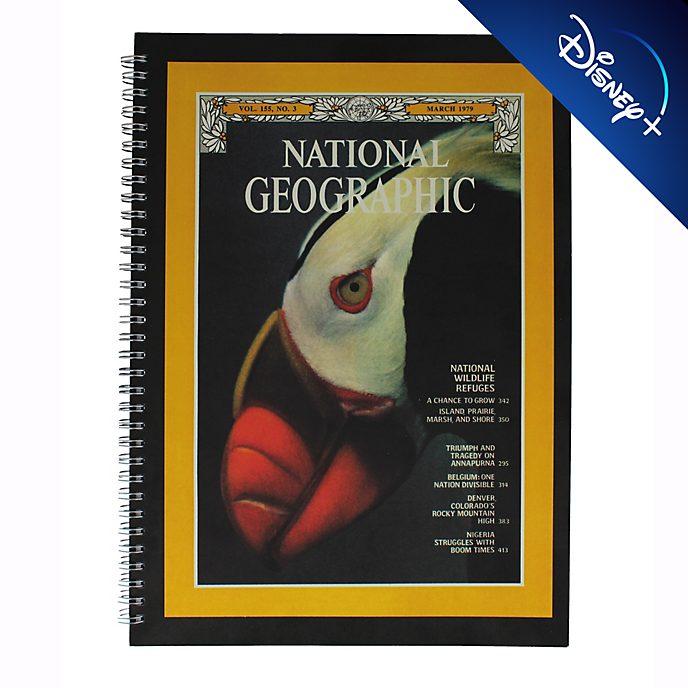 Disney Store - National Geographic - DINA4-Notizbuch