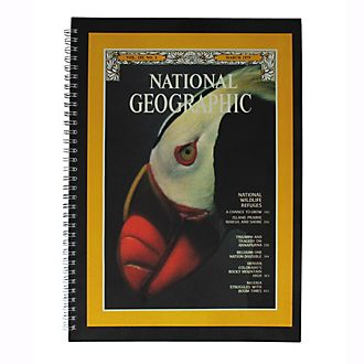 Quaderno A4 National Geographic Disney Store