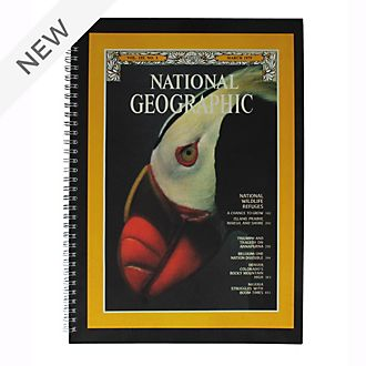 Disney Store National Geographic A4 Notebook