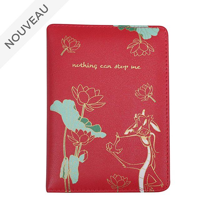 Journal A6 Mushu, Mulan