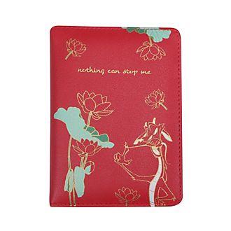 Mushu A6 Journal, Mulan