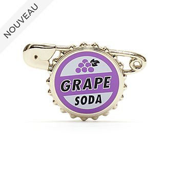 Disney Store Pin's Grape Soda, Là-haut