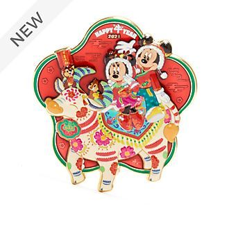 Disney Store Mickey and Friends Chinese New Year 2021 Pin