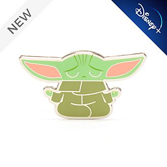 Disney Store The Child Zen Pin