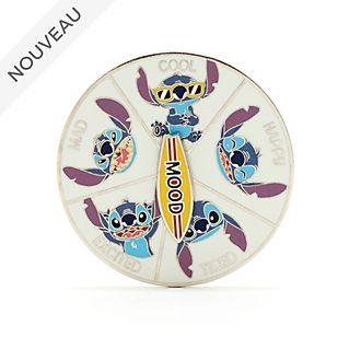 Disney Store Pin's Roue de l'humeur de Stitch