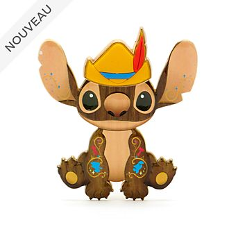Disney Store Pin's broche Pinocchio, Stitch Crashes Disney,5sur12