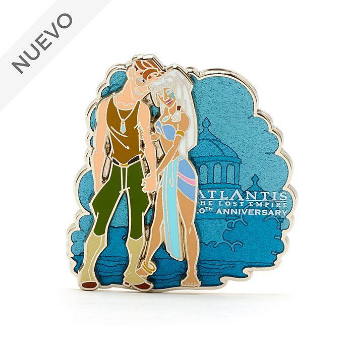 Pin 20.º aniversario Atlantis: El imperio perdido, Disney Store
