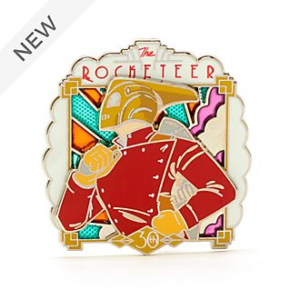 Disney Store The Rocketeer 30th Anniversary Pin