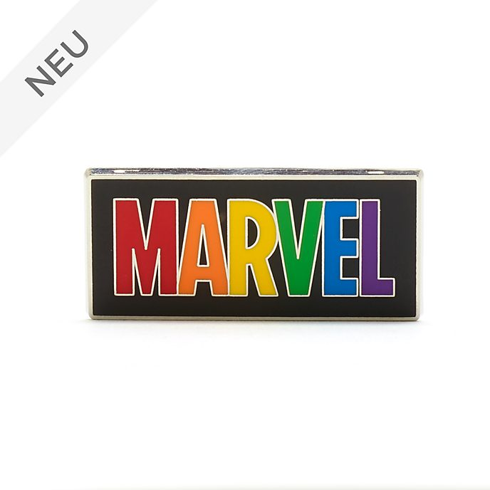 Walt Disney World - Marvel - Rainbow Disney - Anstecknadel