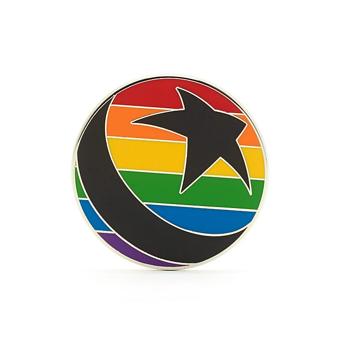 Walt Disney World Pin's Balle Pixar, Rainbow Disney