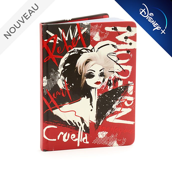 Disney Store Journal Cruella