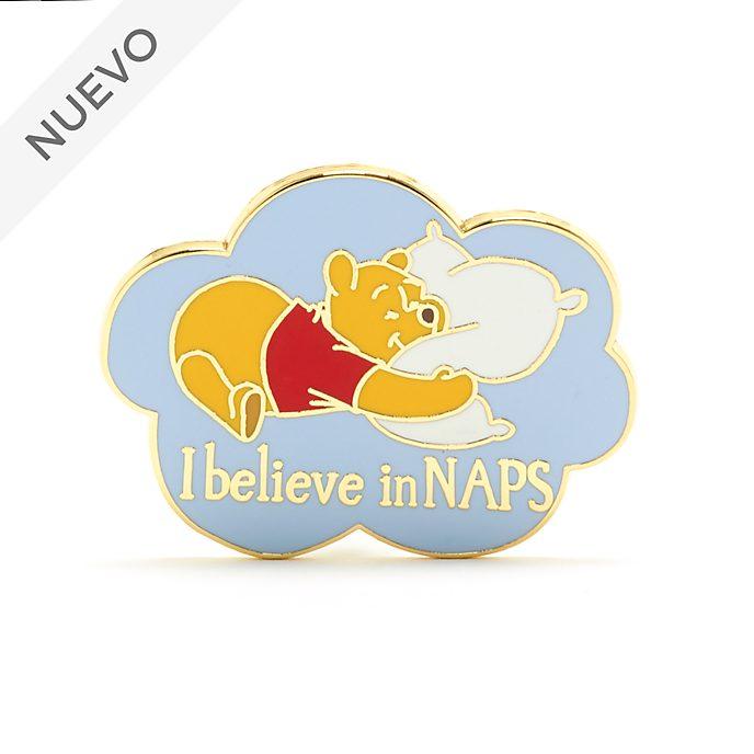 "Pin Winnie the Pooh ""I Believe in Naps"", Disney Store"