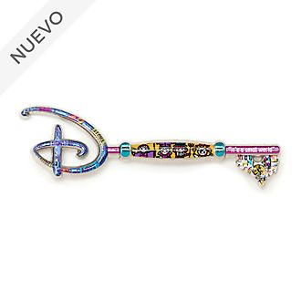 Pin llave Opening Ceremony, 55.º aniversario It's a Small World, Disney Store