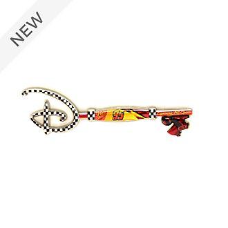 Disney Store Disney Pixar Cars 15th Anniversary Opening Ceremony Key Pin