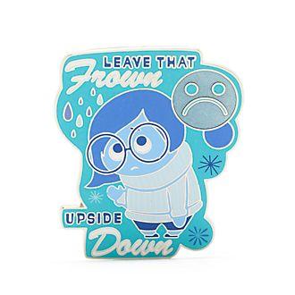 Disney Store Sadness Pin, Inside Out