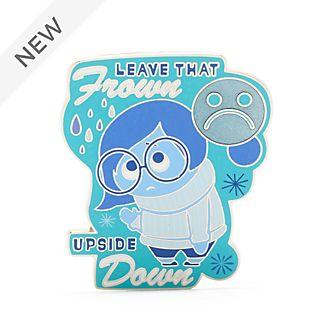 Disney Store Sadness Pin, Inside Out