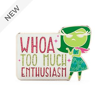Disney Store Disgust Pin, Inside Out