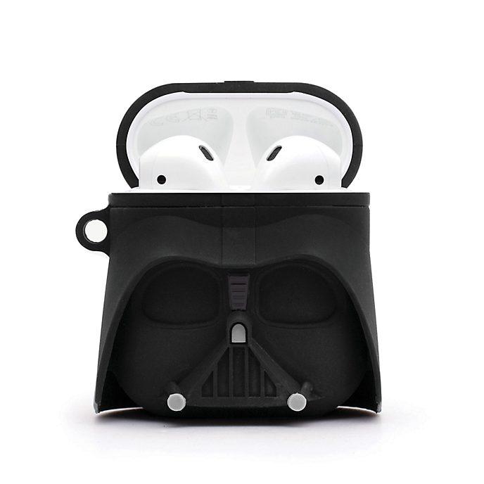 Étui Dark Vador en relief pour AirPods, Star Wars