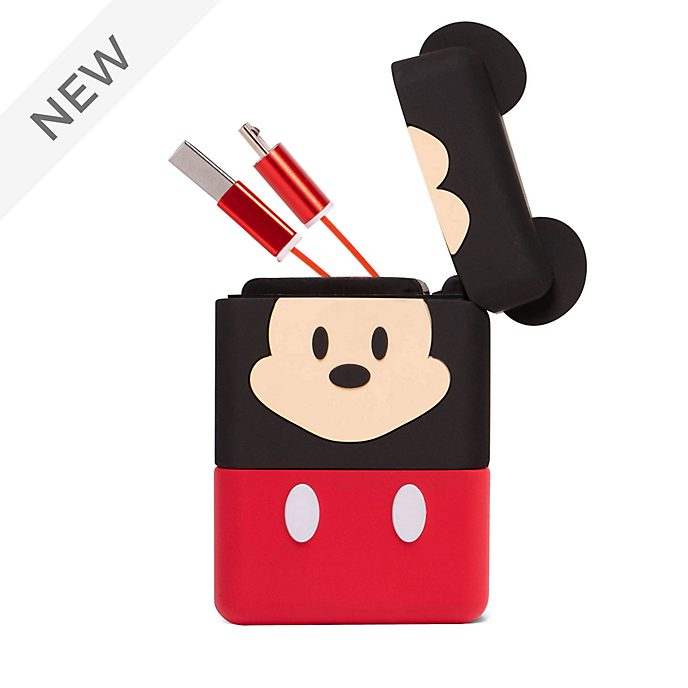 Mickey Mouse Retractable Cable