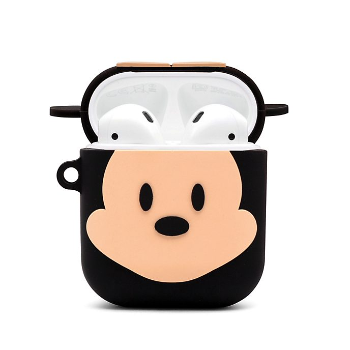 Estuche AirPods tridimensional Mickey Mouse