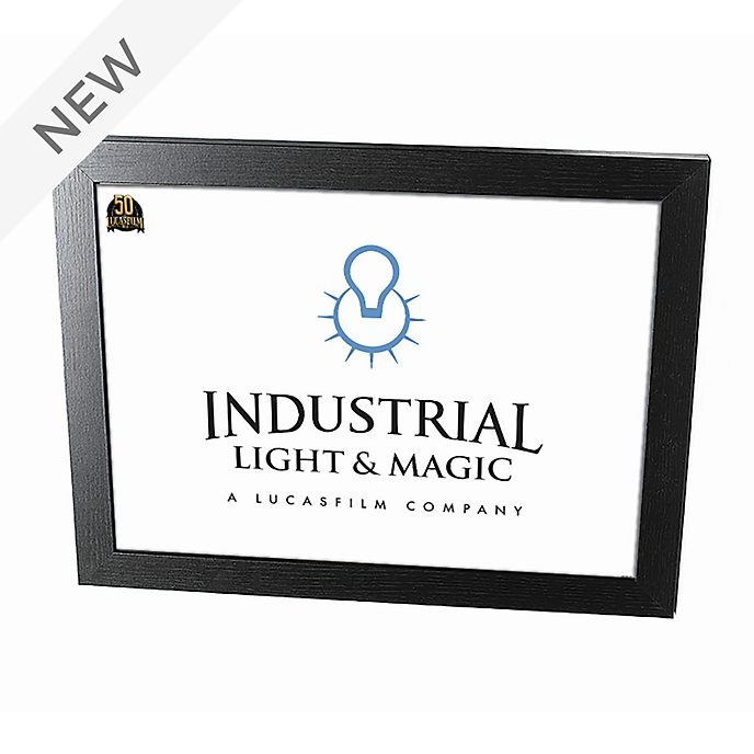 Disney Store Industrial Light & Magic Framed Print
