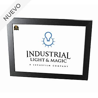 Disney Store póster enmarcado Industrial Light & Magic