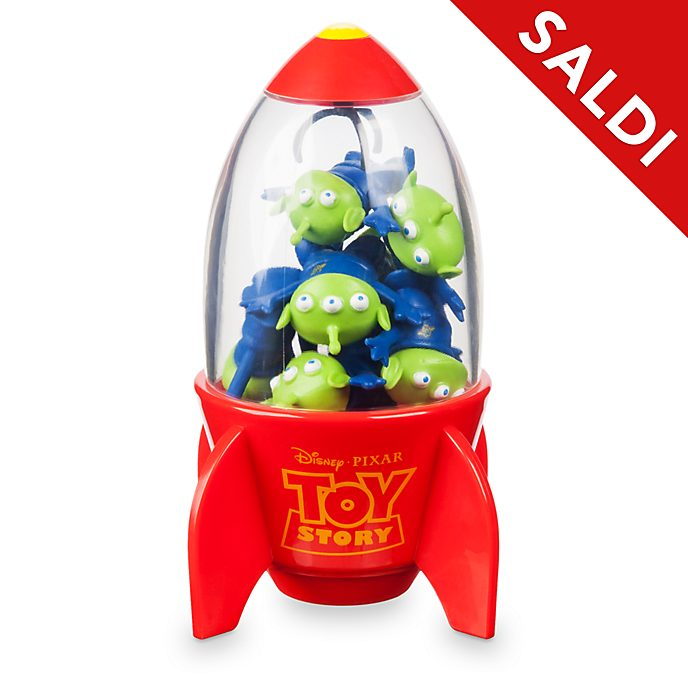 Toy Story Disney Store, 8 gomme