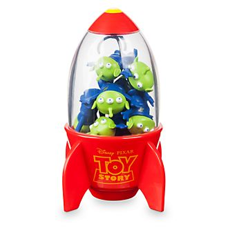 Disney Store - Toy Story - Radiergummi, 8-teiliges Set