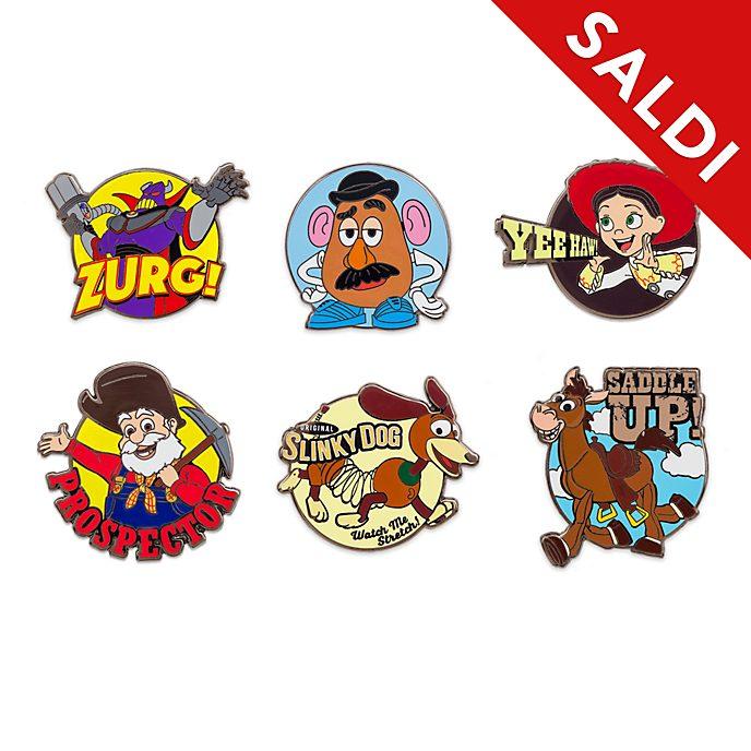 Set di pin Toy Story 2 Disney Store, 2 di 4