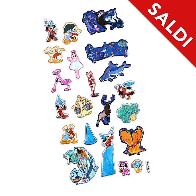 Adesivi Fantasia Disney Store