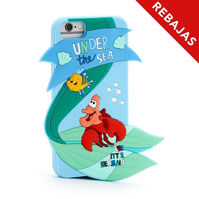 Carcasa para iPhone La Sirenita, Disney Store